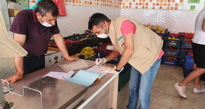 Şanlıurfa'da Yazılan Ceza Tutarı 30 Milyon TL'ye Dayandı
