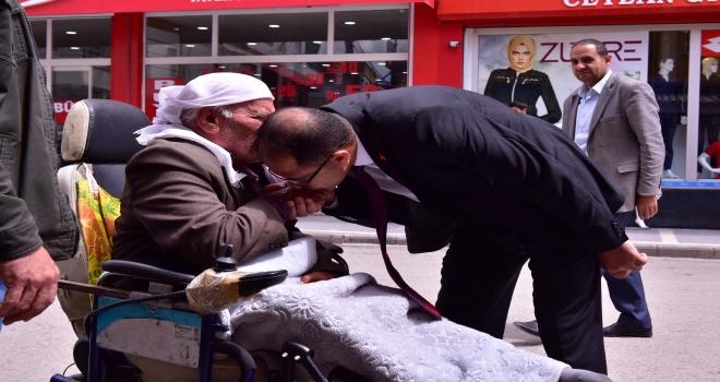 Başkan Aksak'tan 3 Aralık Dünya Engelliler Günü mesajı