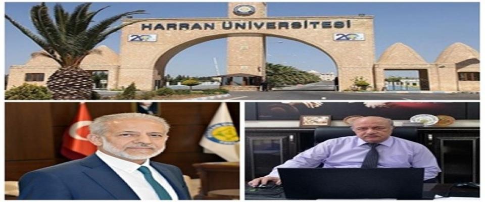 Dünyanın En İyi Bilim İnsanları Listesinde Harran Üniversitesi İki Akademisyenle Yer Aldı