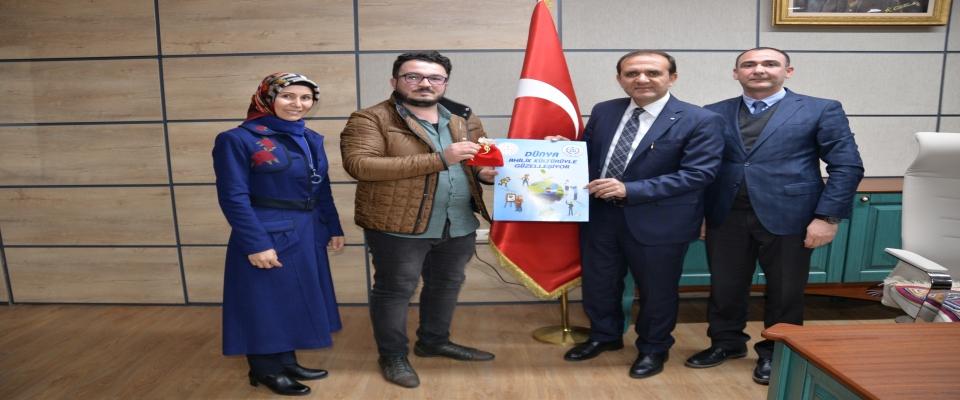 Türkiye Birincisi Öğrencimizden Anlamlı Davranış