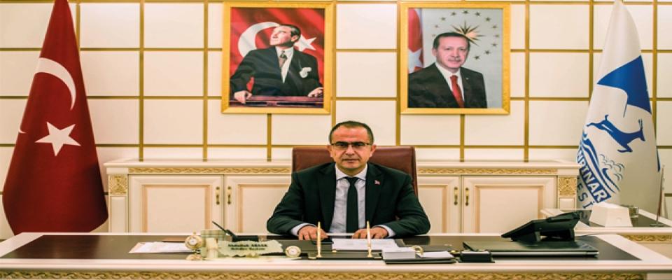 Başkan Aksak: