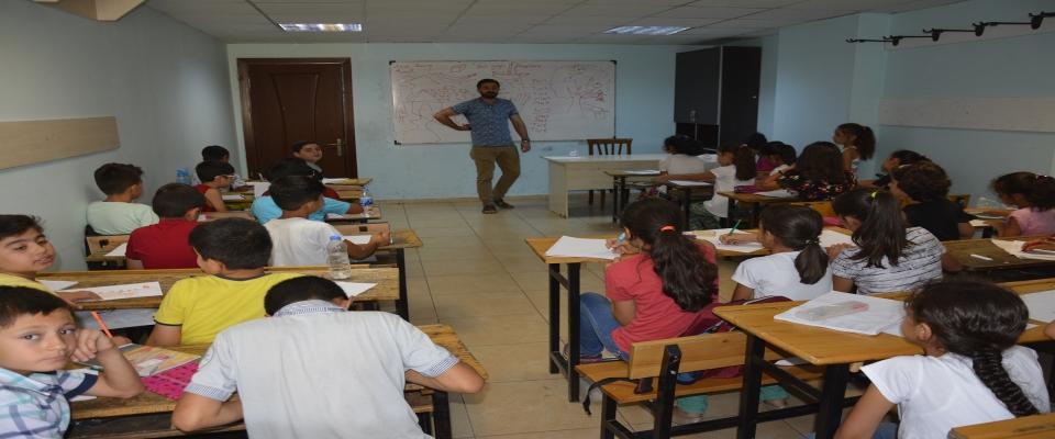 Siverek Belediyesi yaz kursları başladı
