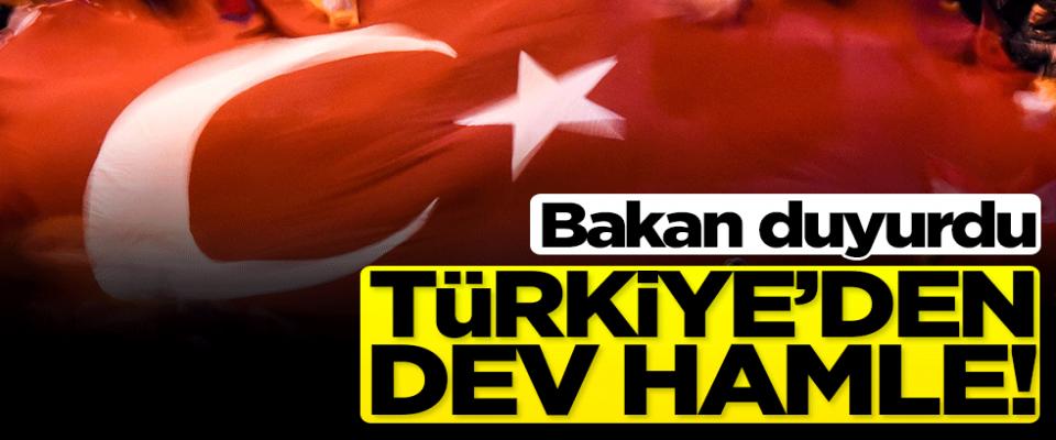 Bakan Varank duyurdu! Türkiye ve Katar arasında önemli iş birliği