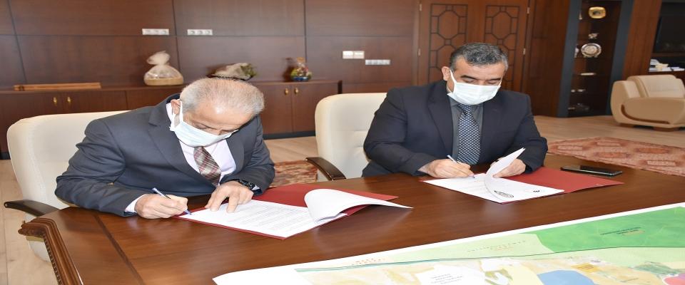 Harran Üniversitesi ve GAPTAEM İş Birliği Protokolü İmzalandı