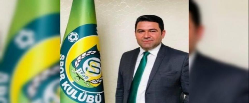 Şanlıurfaspor Kulübü Başkanı istifa ediyor