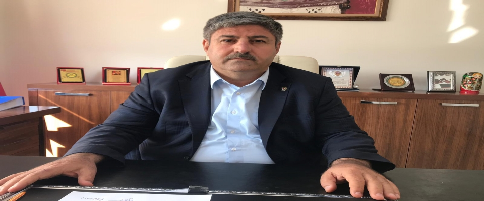 Başkan Eyyüpoğlu'dan Şanlıurfalı Çiftçilerine Çağrı