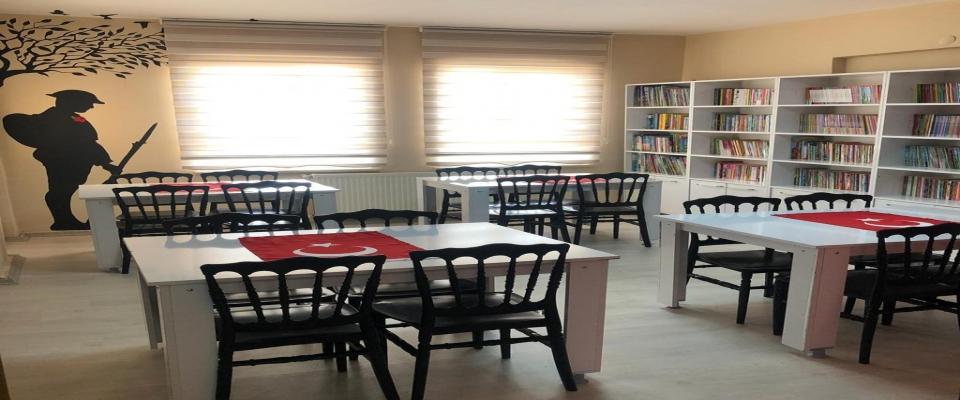 Şanlıurfa'da kütüphane açıldı! Adını verdiler