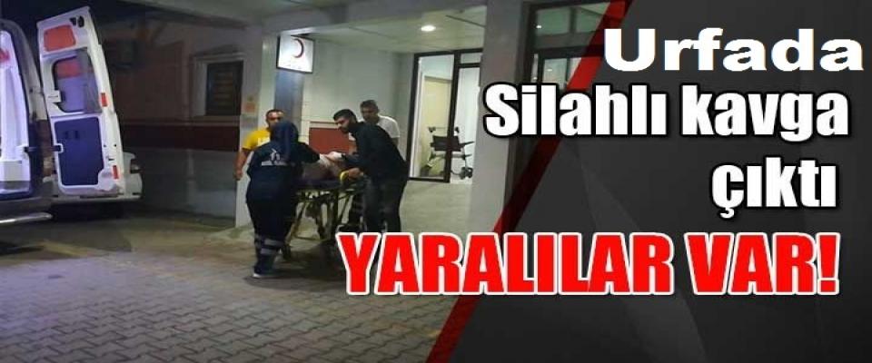 Urfa'da akrabalar arasında silahlı kavga: Yaralılar var
