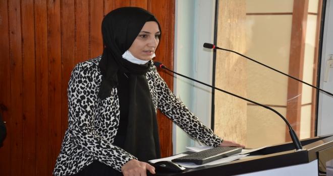 Siverek Belediyesi yeni başkanı Ayşe Çakmak oldu