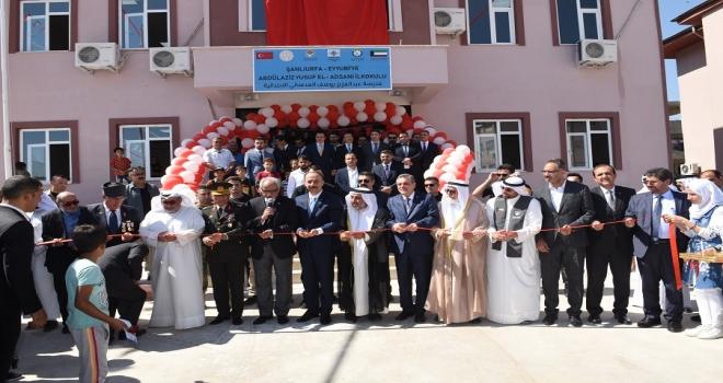 Yeni Okulların Açılışları Yapıldı