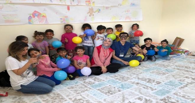 Barış Pınarı Harekatı Kapsamında 4 bin 733 Kişiye Psikososyal Destek