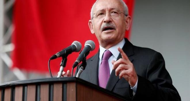 Kemal KILIÇDAROĞLU, Şanlıurfa'daki işsizliği CHP GRUBU'nda gündeme getirdi.
