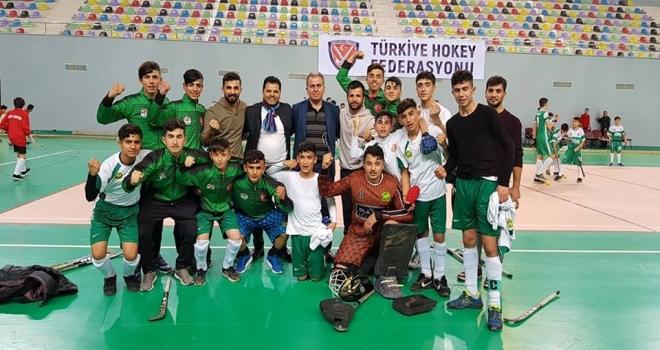 Suruç'un Gururları Trabzon'da Türkiye Şampiyonu oldu.