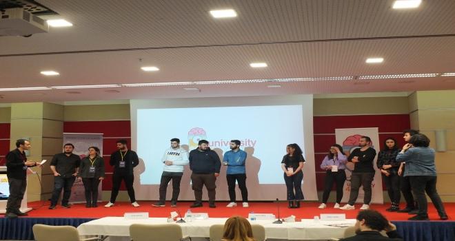 Harran Üniversitesi Öğrencileri Göllerin Kirliliğini Önleyici Robot Projesiyle Birinci Oldular