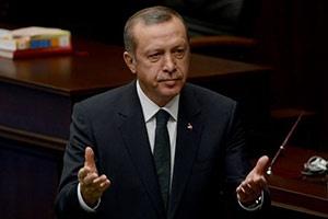 Erdoğan'a tehdidinin karşılığını aldı