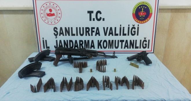 Şanlıurfa'da Uyuşturucu Ve Silah Operasyonu:14 Gözaltı
