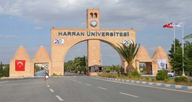 Harran Üniversitesinde Mimarlık ve Sinema-TV Bölümü Açıldı