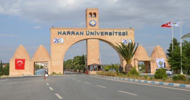 Harran Üniversitesinde Yeni Bölümler Açıldı