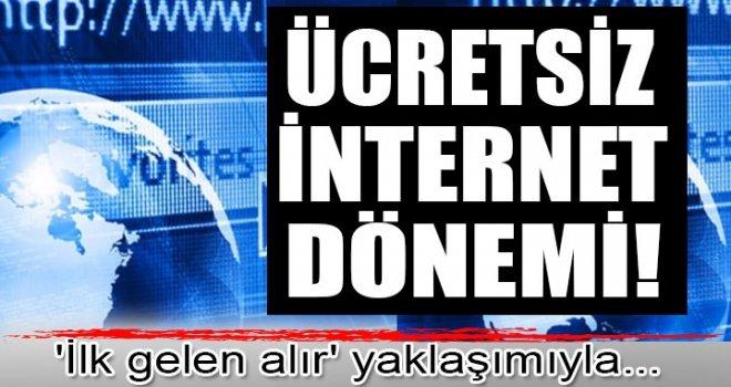 İnternet kullanımında yeni dönem