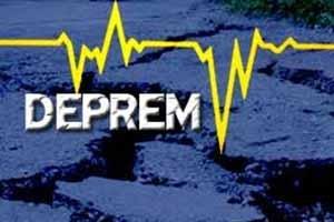 İskenderun Körfezi'nde deprem