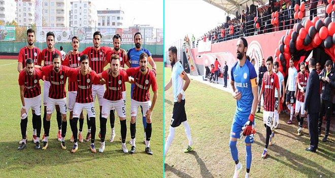 Karaköprü Belediyespor 2 – 0 Erbaaspor