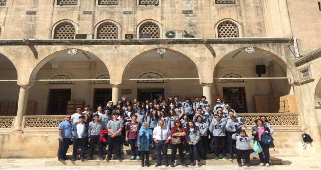 Şanlıurfa'dan Eskişehir'e Gönül Köprüsünü Öğrencilerimiz Kurdular