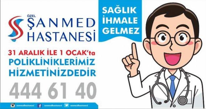 Şanmed hastanesinden flaş açıklama!