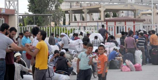 Suriyeliler Seçim İçin Dönüyor
