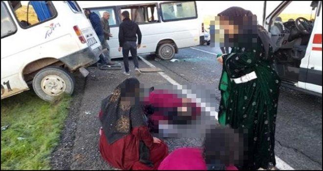 Suruç'ta Feci Kaza: 2 Ölü, 10 Yaralı