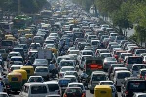 Trafikteki araç sayısı 18 milyonu aştı