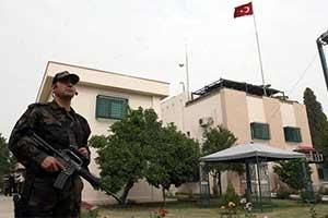 Türk rehineler sonunda serbest bırakıldı