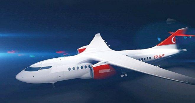 Türkiye'nin yerli uçağı dünyaya pazarlanacak