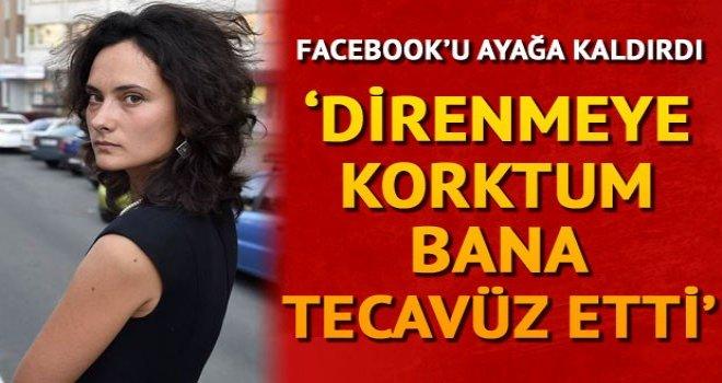 Ukraynalı aktivist tecavüzü anlattı Facebook'u salladı