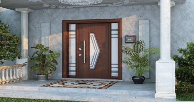 Villa Çelik Kapı Çeşitleri