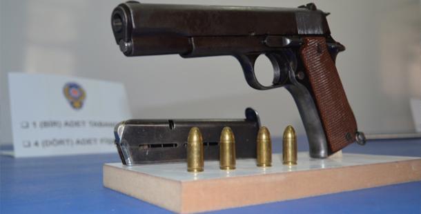 Viranşehir'de Silah Taşımaya Para Cezası